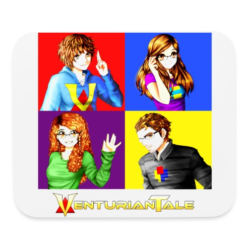 VenturianTale Group New - Mouse pad Horizontal