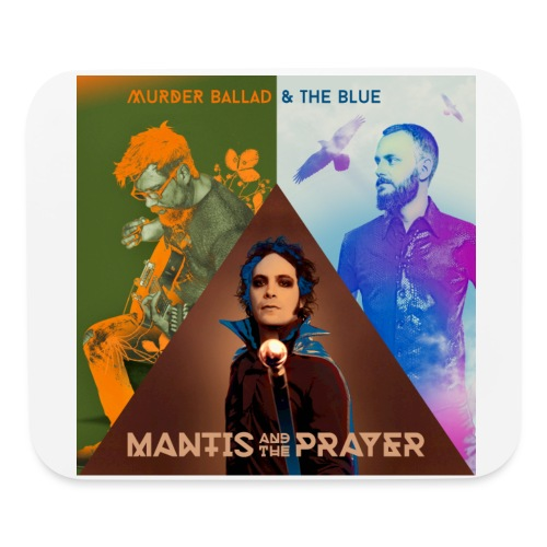 Murder Ballad & The Blue - Mouse pad Horizontal