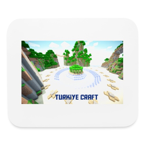 TurkiyeCraft - Mouse pad Horizontal