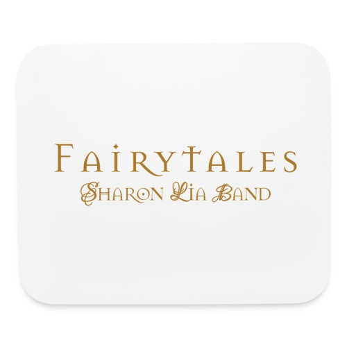 Fairy Tales Official Logo - Mouse pad Horizontal