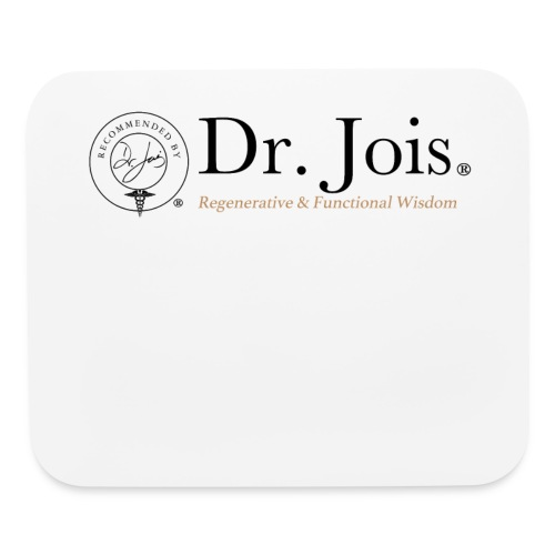DR JOIS LOGO png - Mouse pad Horizontal