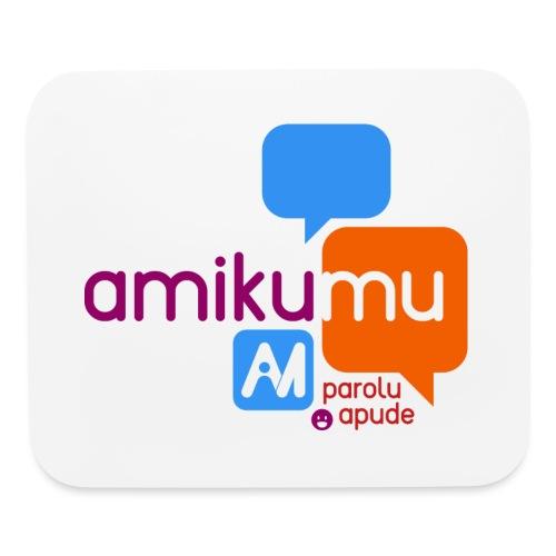 Amikumu Parolu Apude - Mouse pad Horizontal