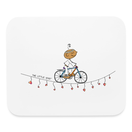 Follow your Heart - Mouse pad Horizontal