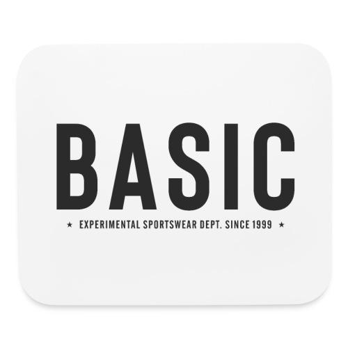 basic original sportswear t shirt - Mouse pad Horizontal