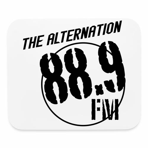 Alternation Slant Logo - Mouse pad Horizontal