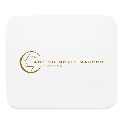 AMMT Logo Modern Look - Mouse pad Horizontal