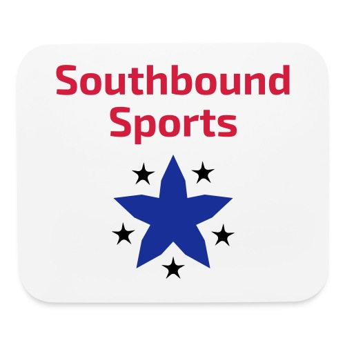 Southbound Sports Stars Logo - Mouse pad Horizontal