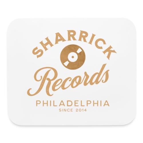 Sharrick Records Official Logo - Mouse pad Horizontal