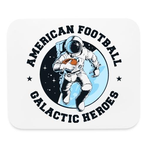 american football game - Mouse pad Horizontal