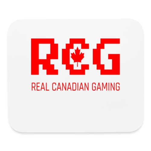 RCG Red - Mouse pad Horizontal