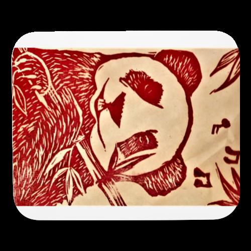 Pandas Song - Mouse pad Horizontal