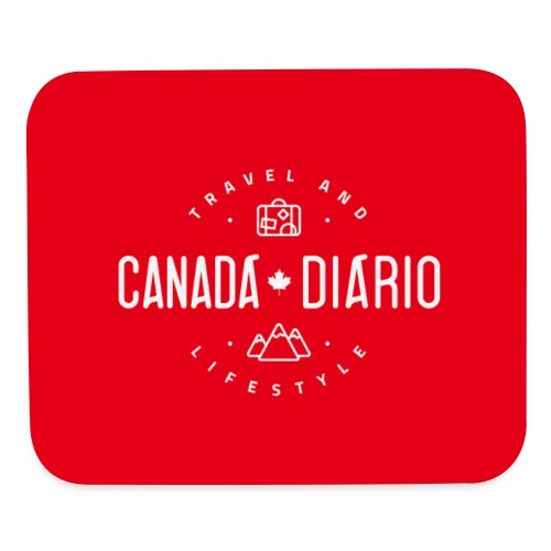 Canada Diario Red - Mouse pad Horizontal