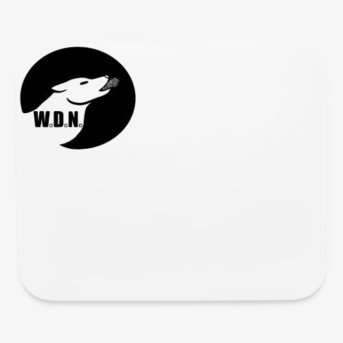 WolfDevourNight - Mouse pad Horizontal