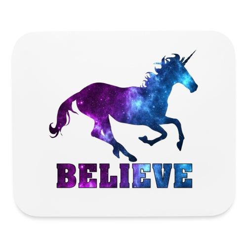 Believe Unicorn Universe 9 - Mouse pad Horizontal