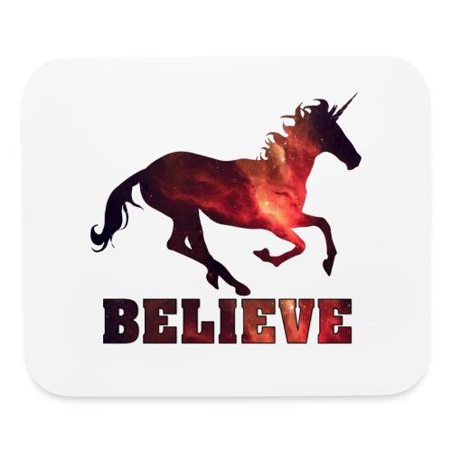 Believe Unicorn Universe 8 - Mouse pad Horizontal