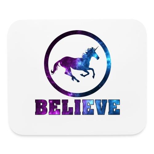 Believe Unicorn Universe 6 - Mouse pad Horizontal