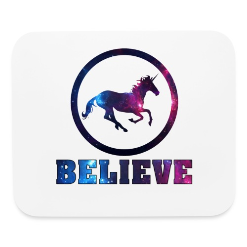 Believe Unicorn Universe 4 - Mouse pad Horizontal