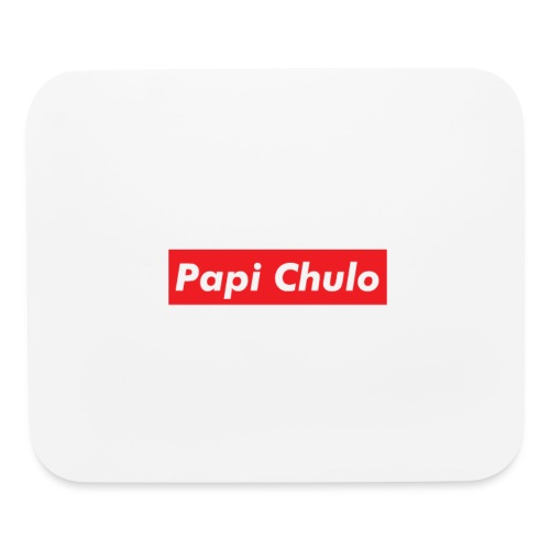 'Papi Chulo' Coca Cola Inspired Typography - Mouse pad Horizontal