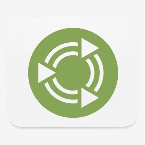 Green Circle of MATEs - Mouse pad Horizontal