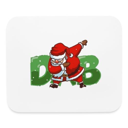 Dabbing Santa - Mouse pad Horizontal