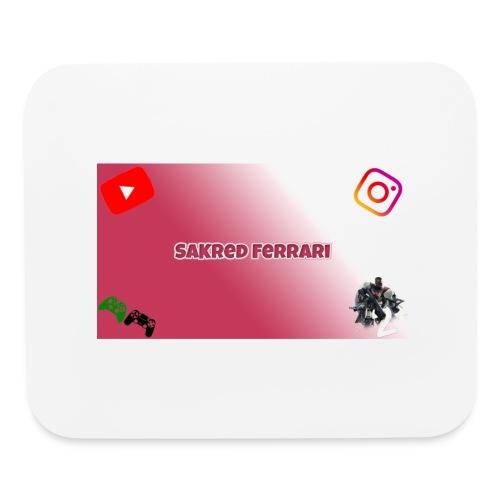 SaKred Banner - Mouse pad Horizontal