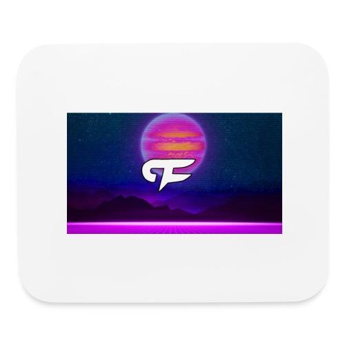 FLORA BIG LOGO - Mouse pad Horizontal