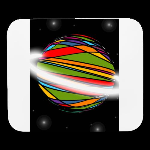 Planet steller - Mouse pad Horizontal