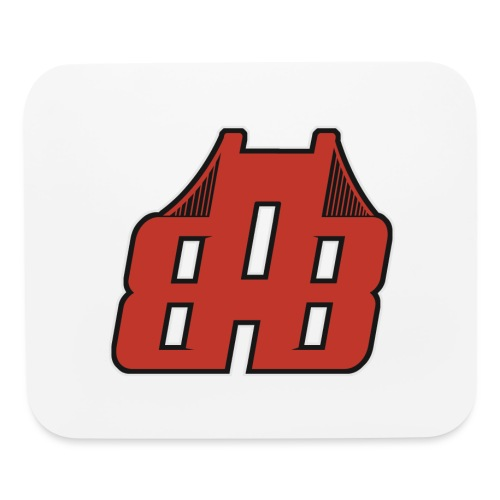 Bay Area Buggs Official Logo - Mouse pad Horizontal