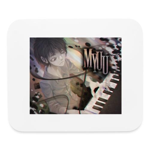 Dark Piano 1 - Mouse pad Horizontal