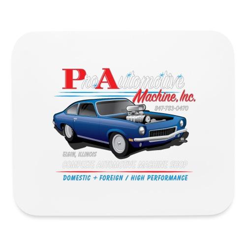 ProAutoTeeDesign062317fin - Mouse pad Horizontal