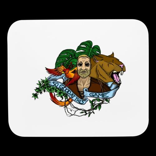 xB ARK (Tattoo Style) - Mouse pad Horizontal