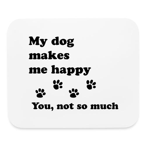 love dog 2 - Mouse pad Horizontal