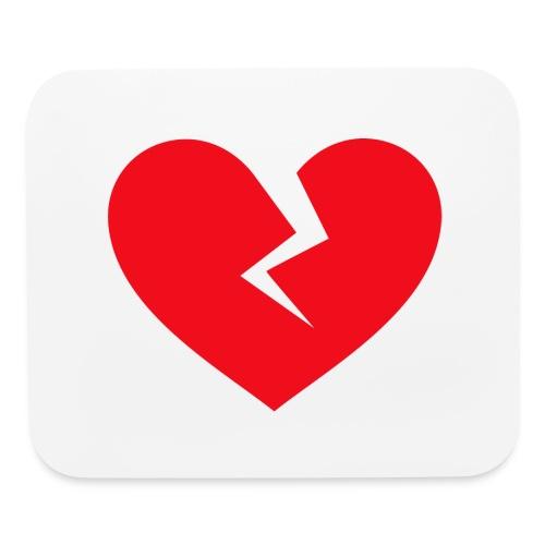 Broken Heart - Mouse pad Horizontal