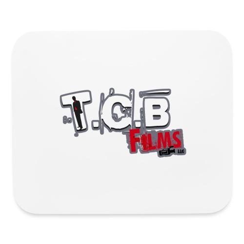 grey tcb films - Mouse pad Horizontal