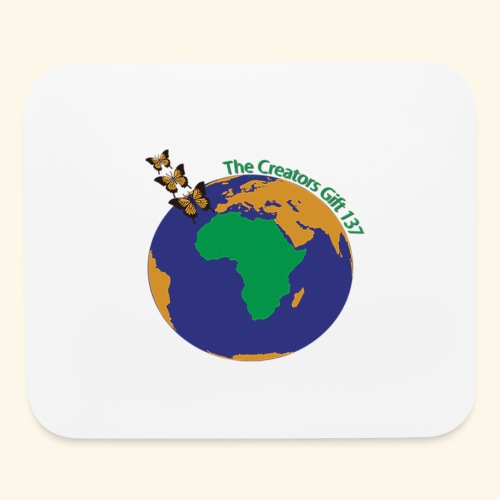 The CG137 logo - Mouse pad Horizontal