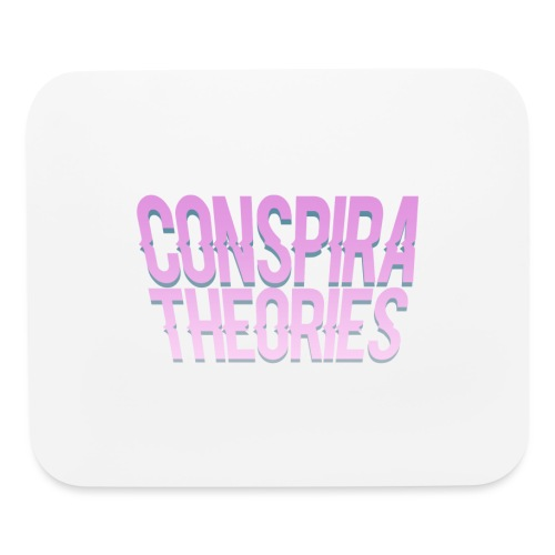 Women's - ConspiraTheories Official T-Shirt - Mouse pad Horizontal