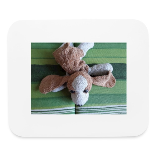 Capi shirt - Mouse pad Horizontal