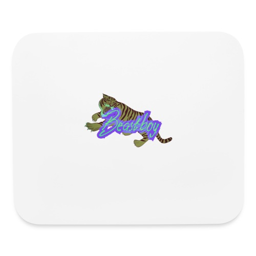 Beast Boy - Mouse pad Horizontal