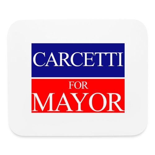 Carcetti For Mayor of Baltimore - Mouse pad Horizontal