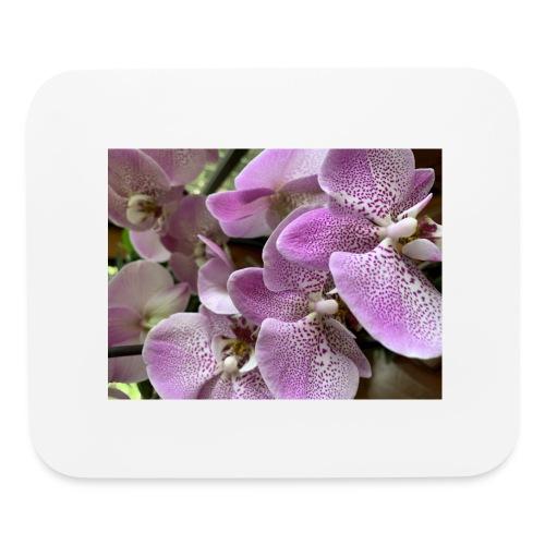 Purple Flower Beauties - Mouse pad Horizontal