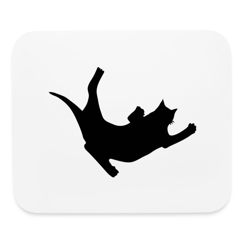 Fly Cat - Mouse pad Horizontal