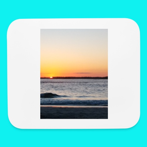 Sunset - Mouse pad Horizontal