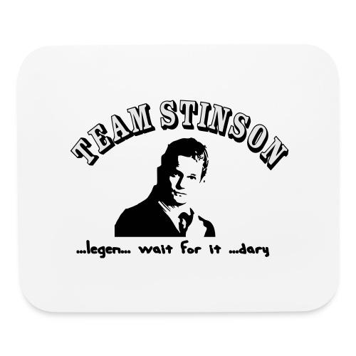 3134862_13873489_team_stinson_orig - Mouse pad Horizontal