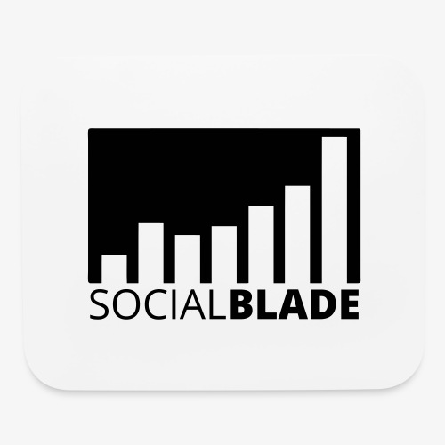SB Blackout Logo - Mouse pad Horizontal