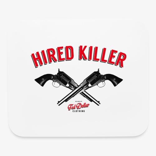Hired Killer - Mouse pad Horizontal