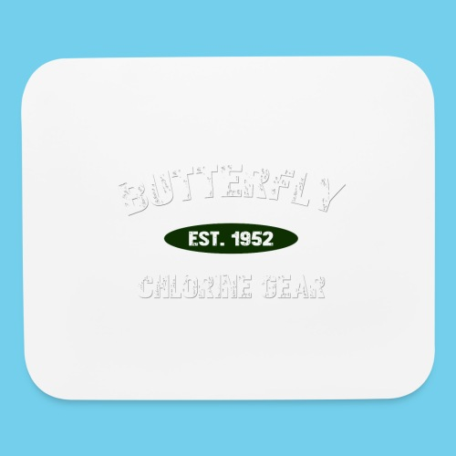 Butterfly est 1952-M - Mouse pad Horizontal