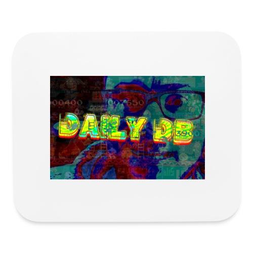 daily db poster - Mouse pad Horizontal