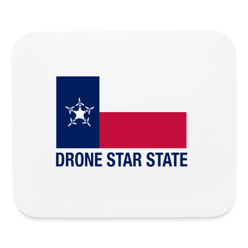 Drone Star State - Long Sleeve - Mouse pad Horizontal