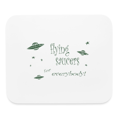 CE3_-_Flying_Saucers - Mouse pad Horizontal