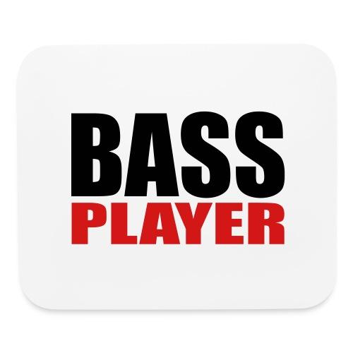Bass Player - Mouse pad Horizontal
